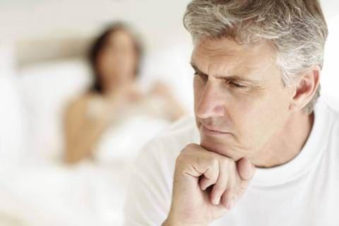 Признаки изменений в паренхиме предстательной железы