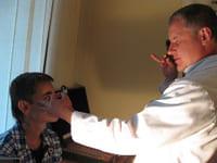 Обратная офтальмоскопия (осмотр глазного дна)