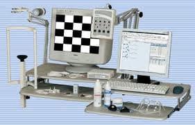 Аппарат ретинограф