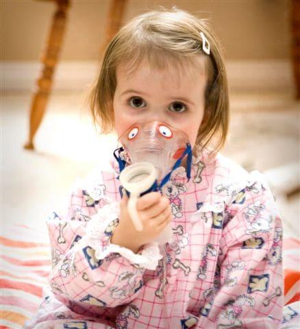 Кислородотерапия у больного с муковисцидозом