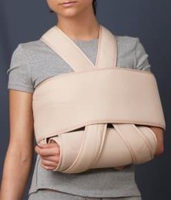 Перелом лопатки - Причины, симптомы и лечение. МЖ.