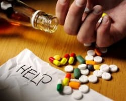 Токсикомания: Злоупотребление холинолитическими средствами