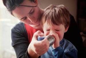 Атопическая (аллергическая) бронхиальная астма у детей