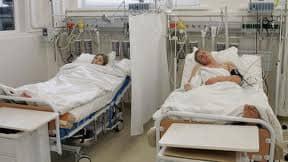 Лечение больных с отравлением